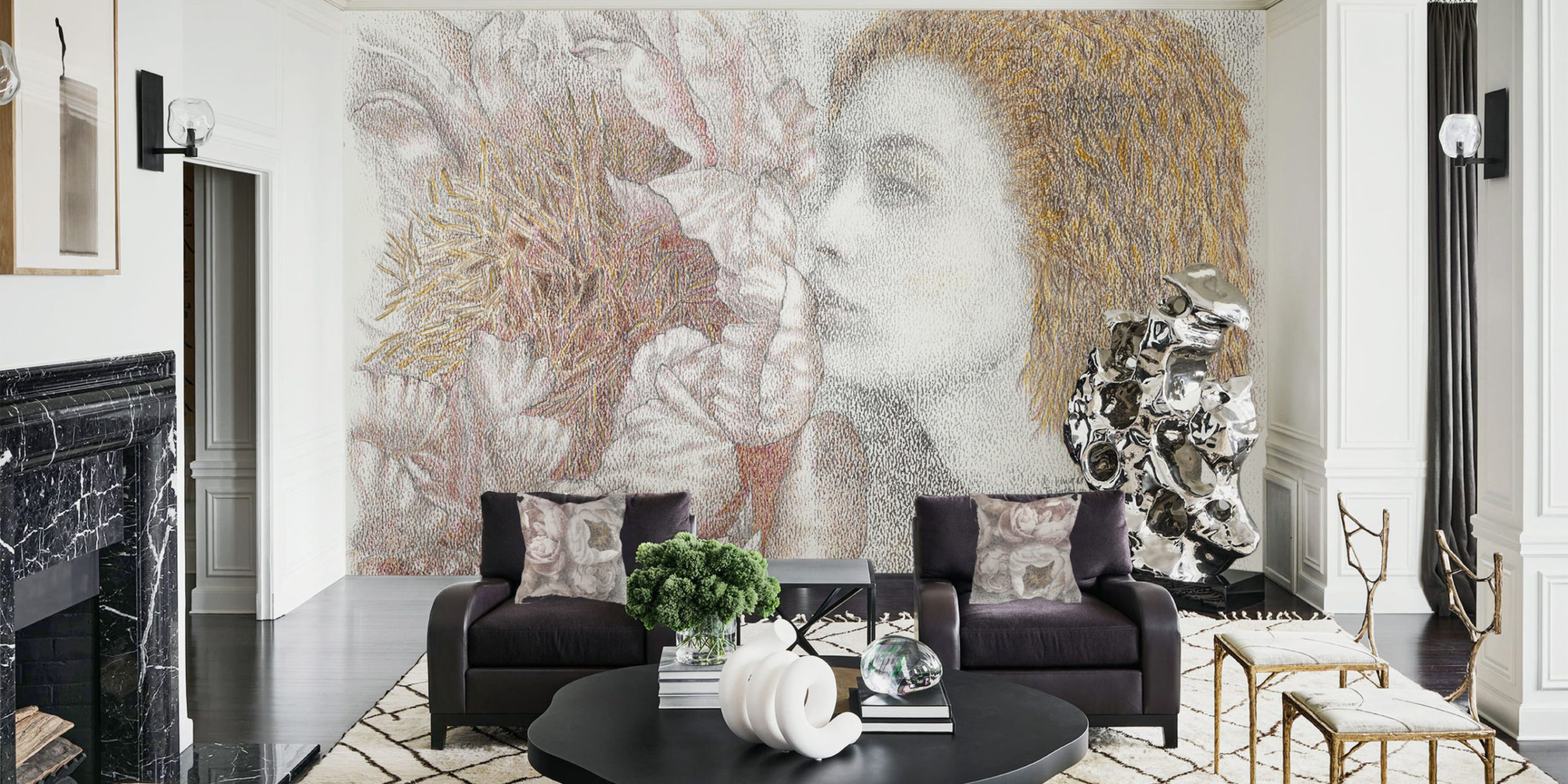 BLOOM 01 Wallpaper VSBloom01WP2021 01